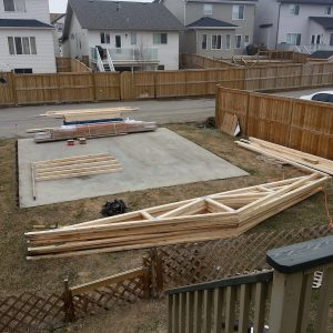 Framing Truss etc
